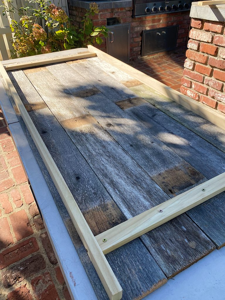 Making a Wooden table