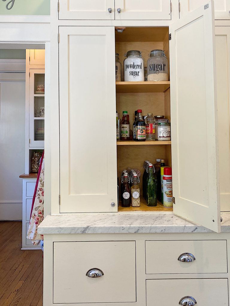 Organize and Stock Your Pantry