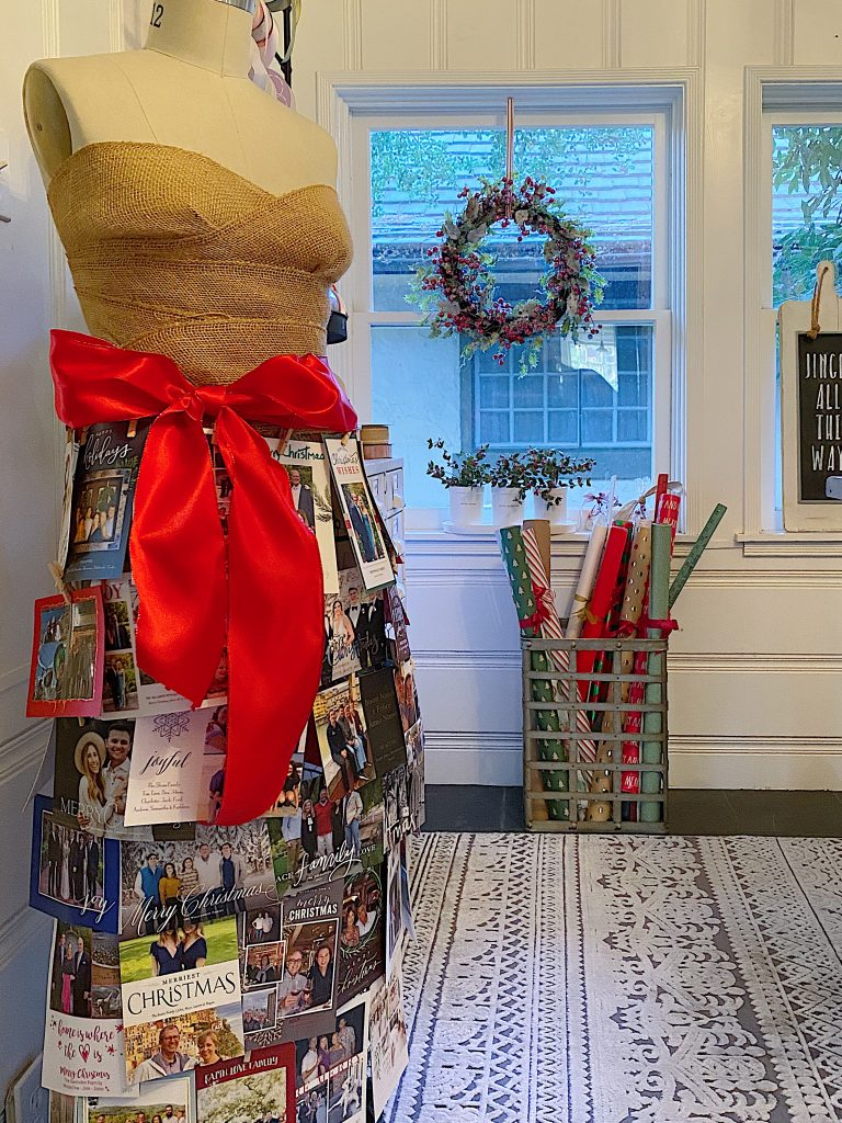 Ways to Display Christmas Cards 5