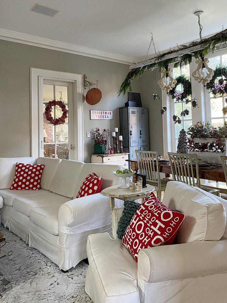 Christmas Joy with Handmade Decor 12