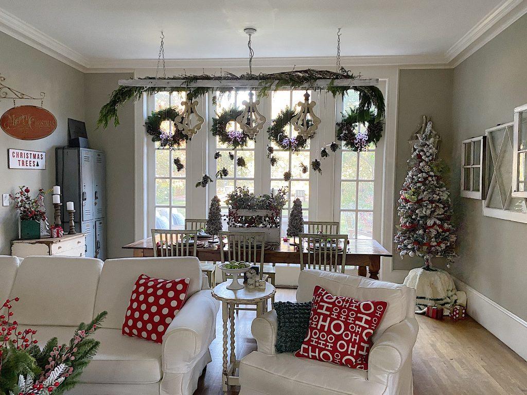 Christmas Joy with Handmade Decor 20