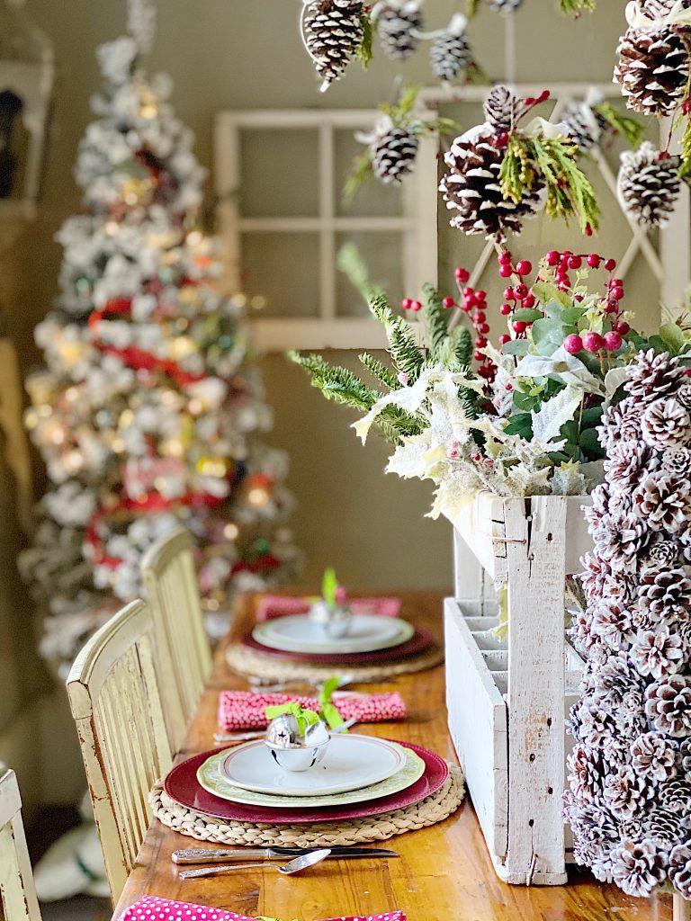 Christmas Joy with Handmade Decor 7