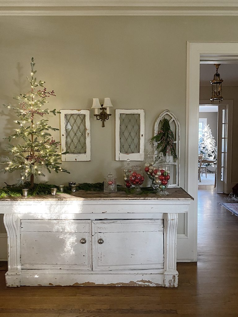 Cozy Christmas Living Room Decor