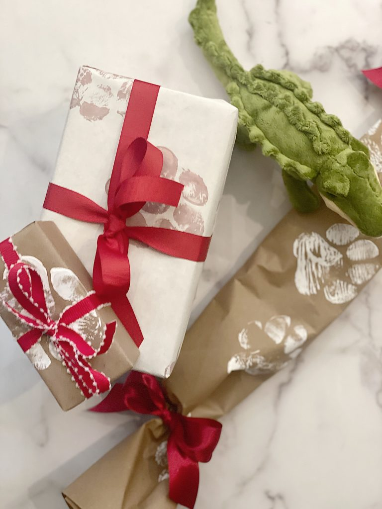 Creative Pet Gift Wrapping Ideas