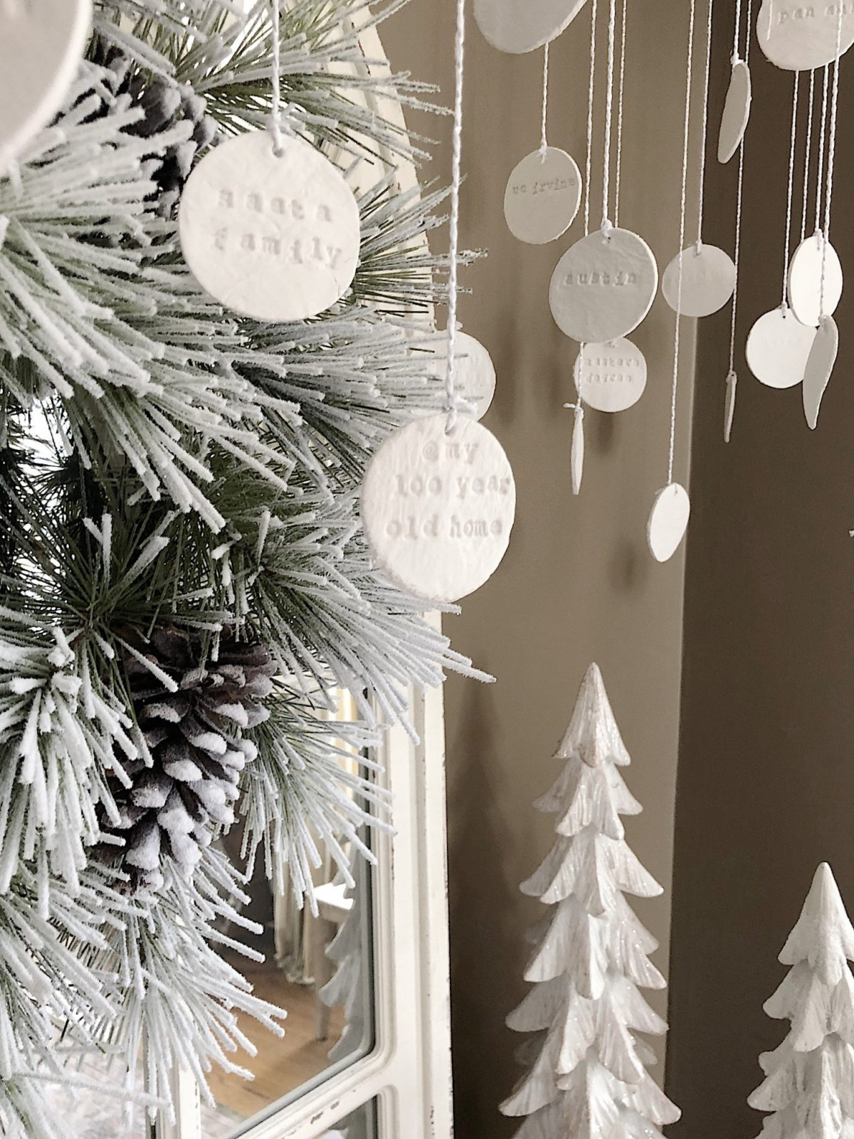 I Am So Excited To Share With You Easy Elegance Wednesdays, Where We Celebrate Simple Elegant Decor. Today I Am Sharing my experience at decorating our home for the holidays as a first-year blogger.