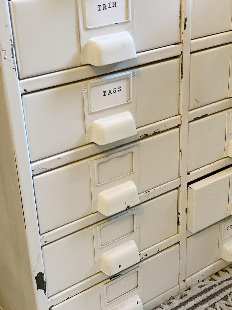 Craft Room Organization Storage