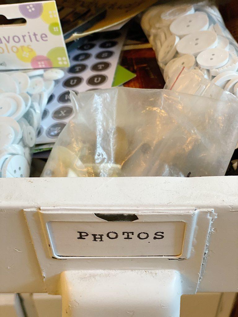 Craft Room Organization Storage Problem