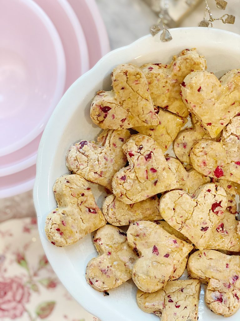 Cranberry Orange Scones Gluten Free Recipe