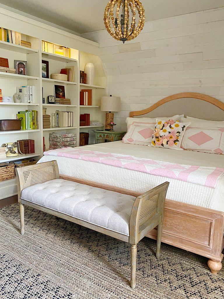 Guest Bedroom Pink