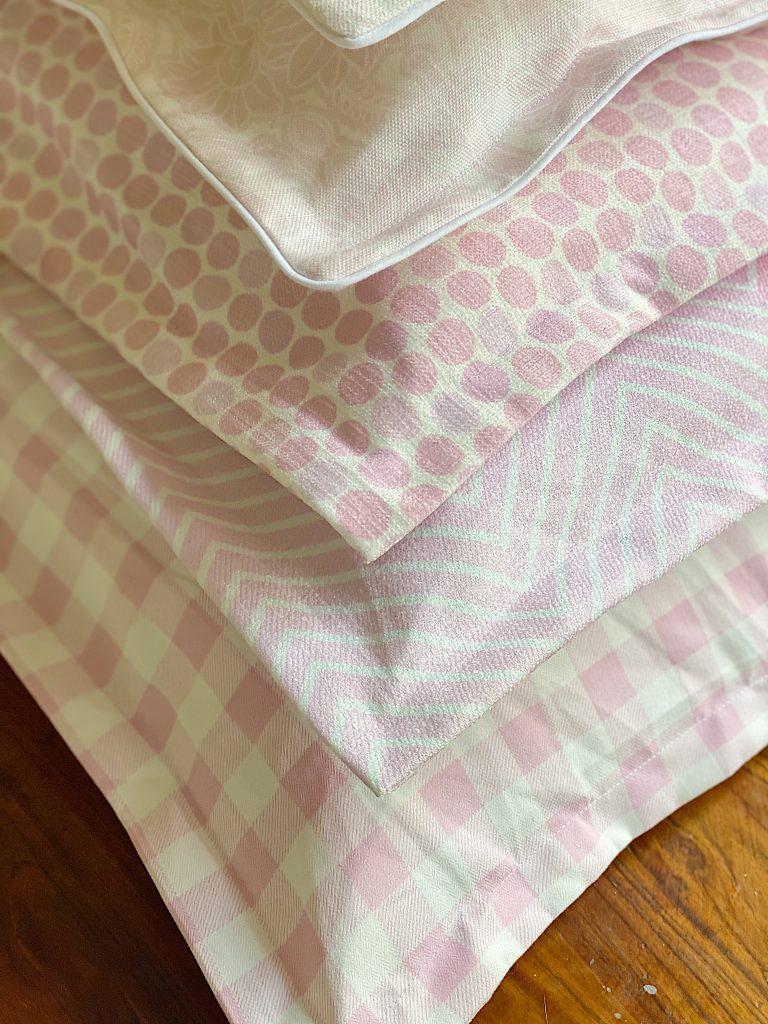 Home Decor Pillows with Custom Fabric
