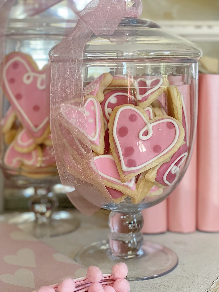 Valentine's Day Sugar Cookies