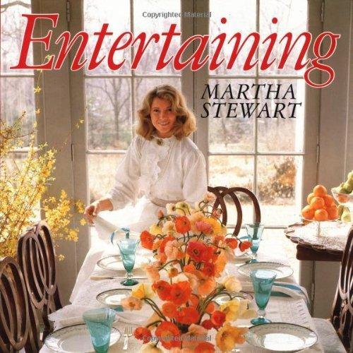 Martha Stewart Entertaining Book