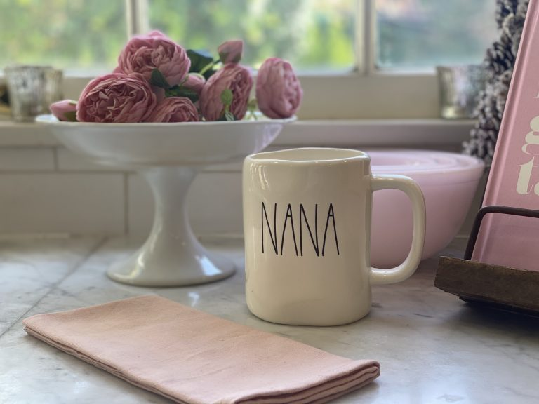 Morning Coffee with Nana