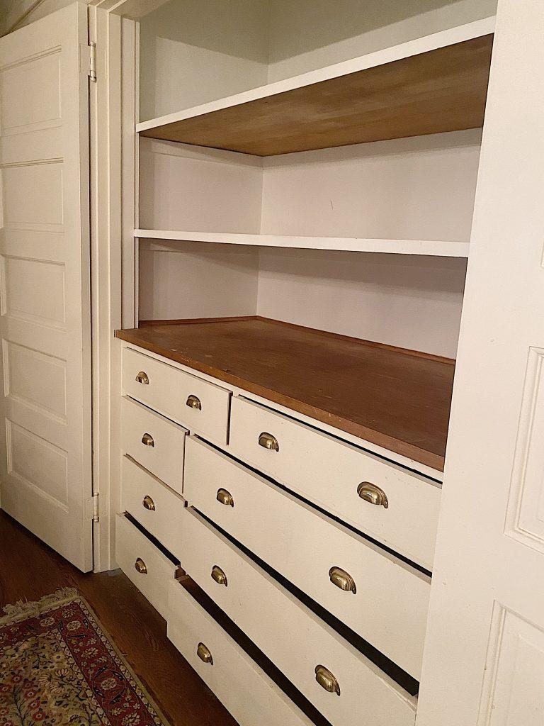 Organize an Empty Linen Closet