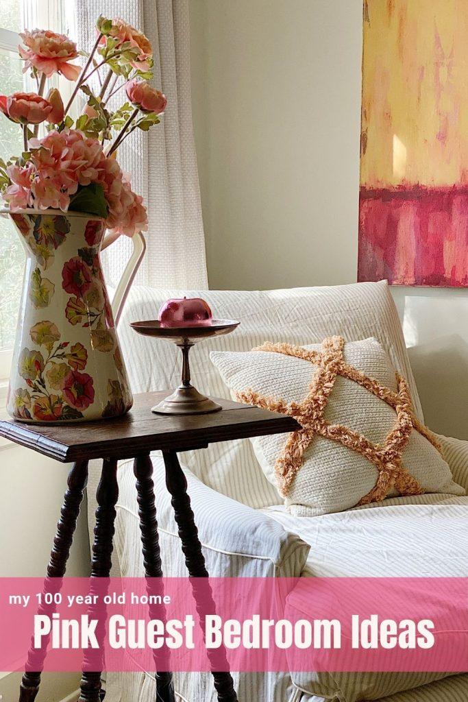 Pink Guest Bedroom Ideas