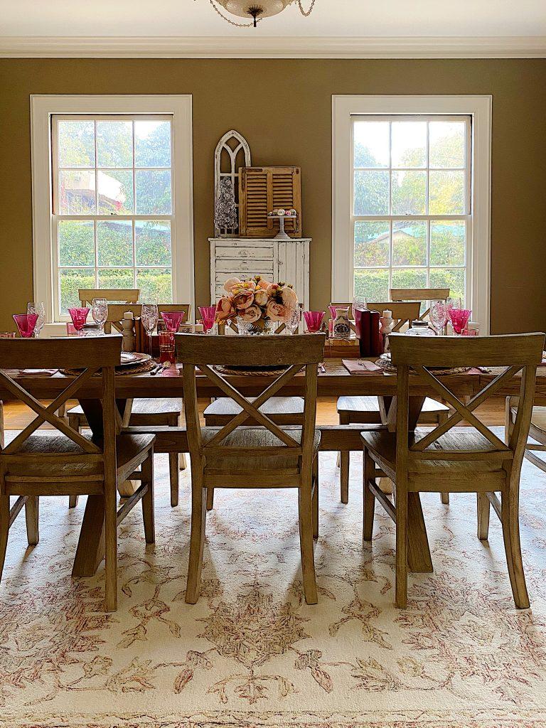 The Best Farmhouse Dining Room Rug