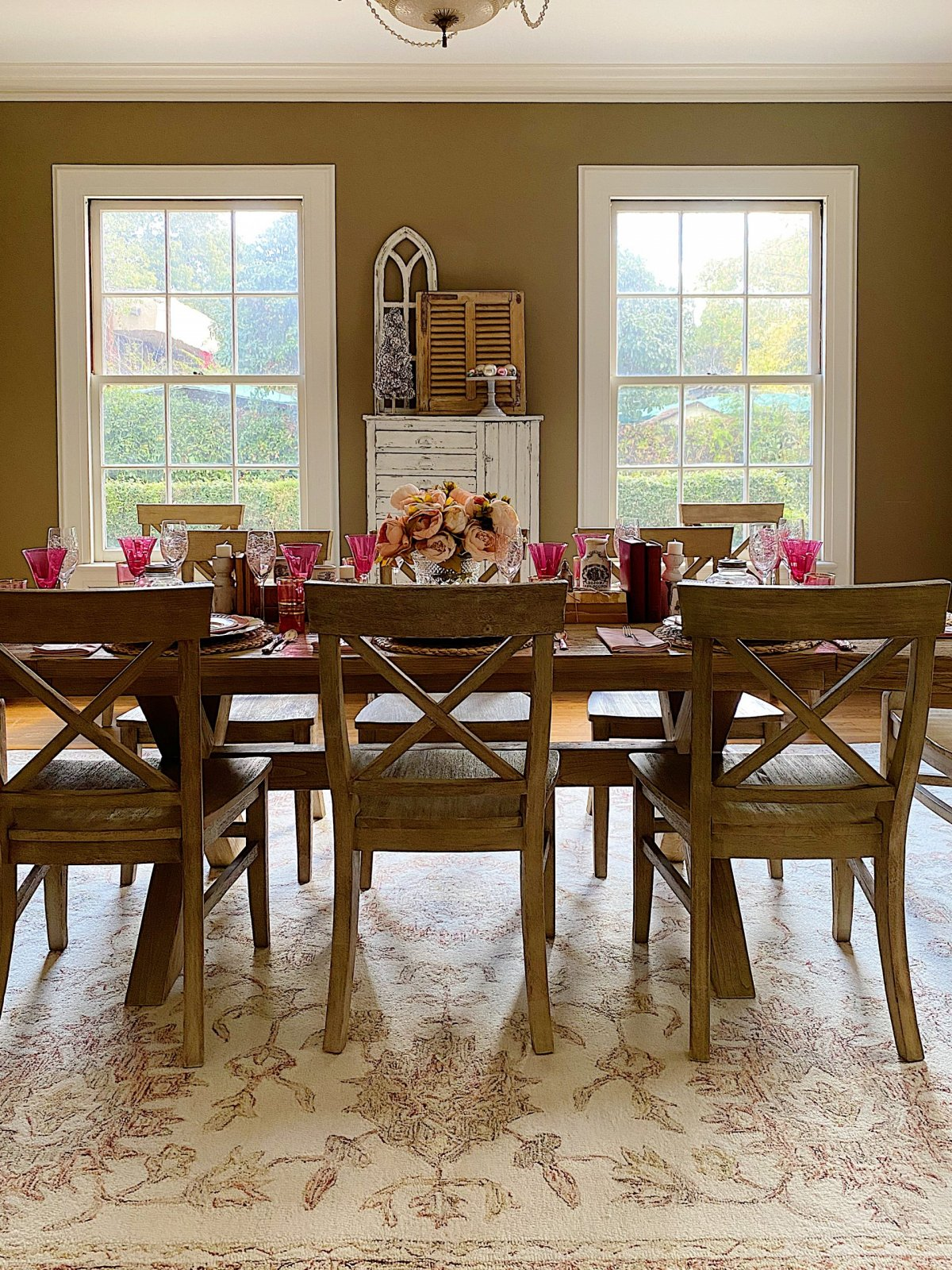 The Best Farmhouse Dining Room Rug