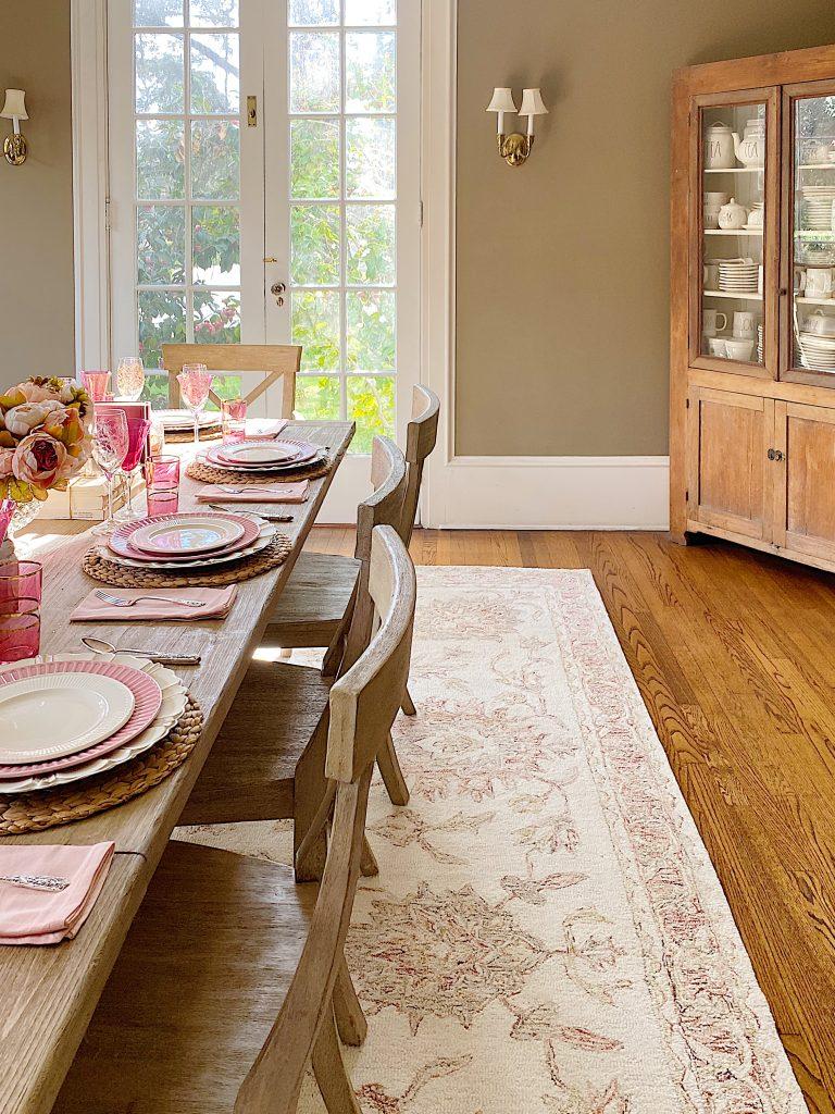 The Best Farmhouse Dining Room Rug 7