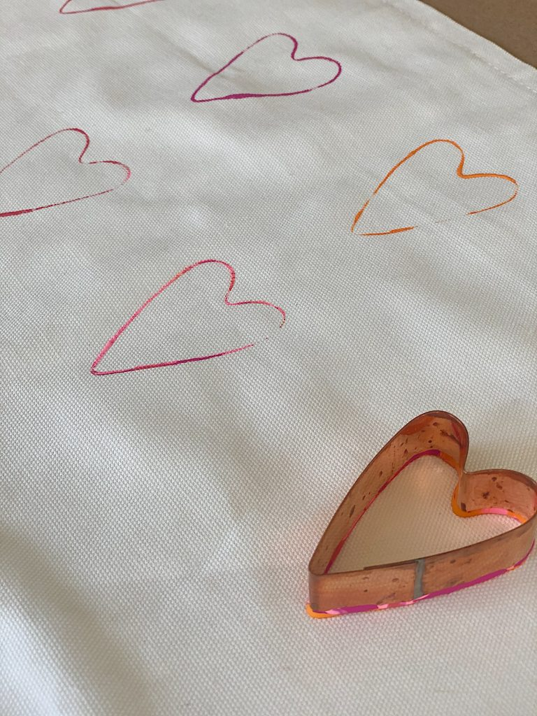 Valentine's Day Decoration Ideas Stencil