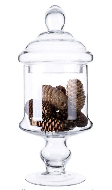 """12"""" Apothecary Jar"""