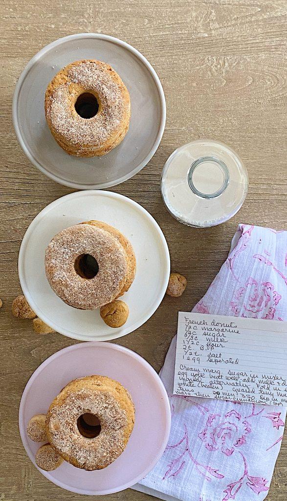 Air Fryer Gluten Free Donuts Recipe