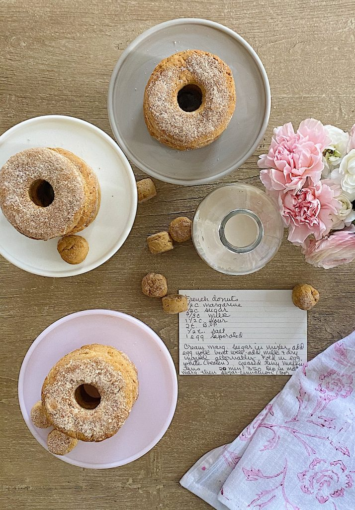 Easy Air Fryer Donut Recipe