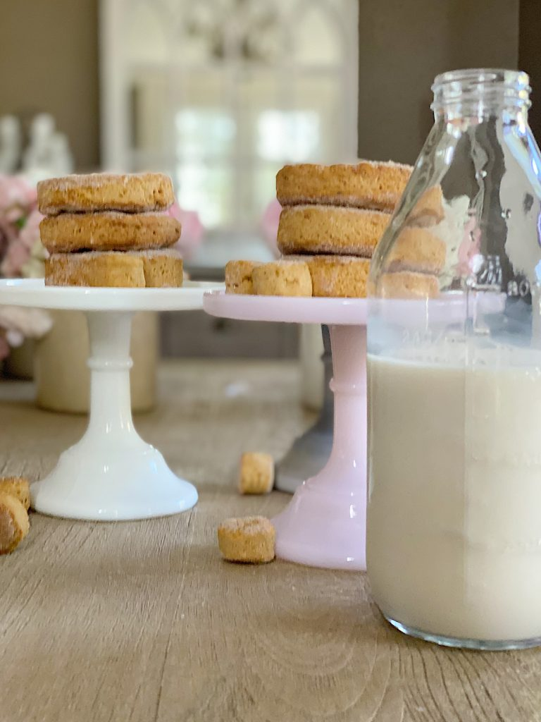 Easy Air Fryer Donuts and Donut Holes