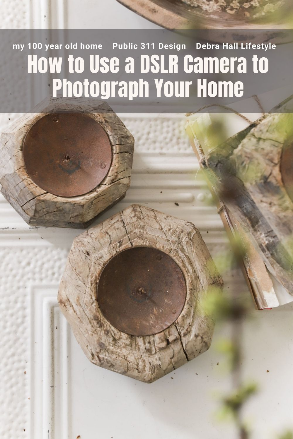 As much as I love the photos I take of my home, they are all taken with my iphone. My goal this year is to learn how to use my digital camera. Thanks to some friends of mine, today I am going to share with you photography tips to photograph your home.