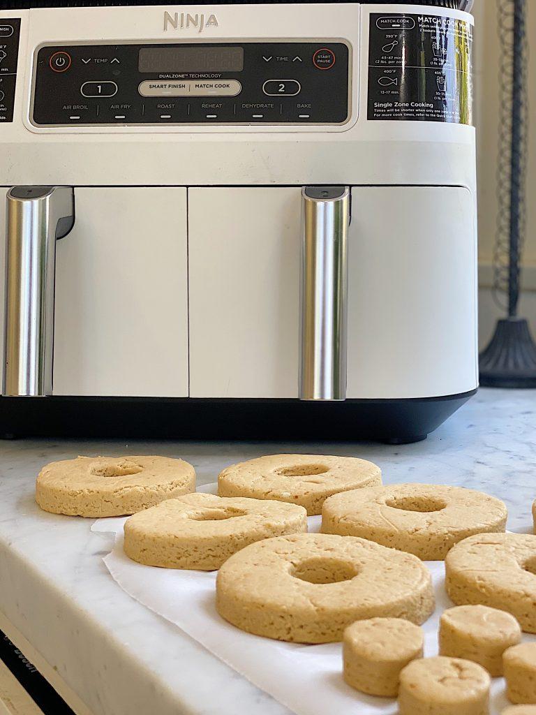 Ninja Foodi Air Fryer Donut Recipe
