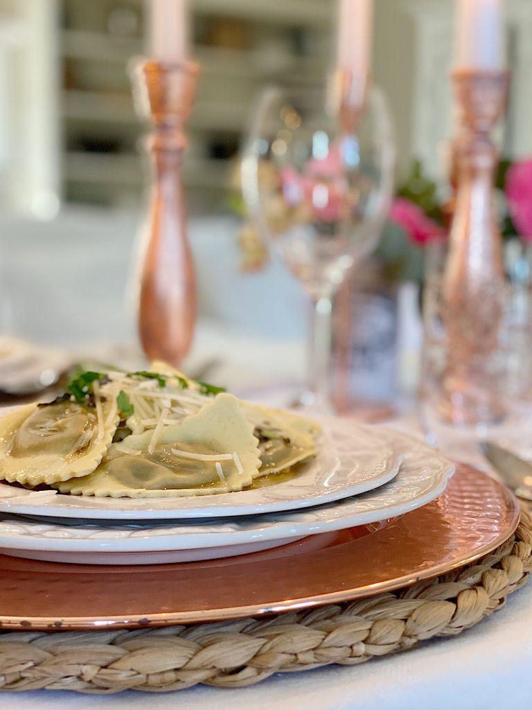 Pasta Dinner for Two