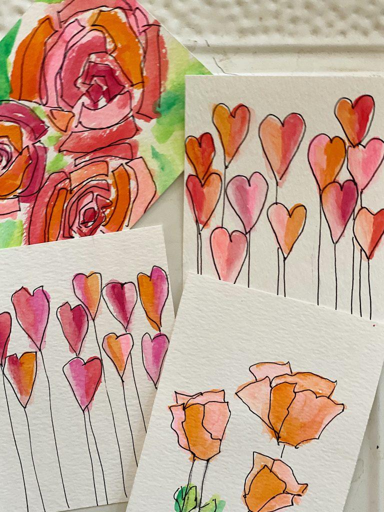 Valentine's Day Cards DIY