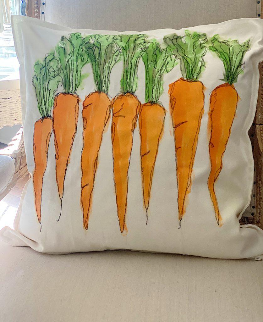 DIY Easter Craft Pillow
