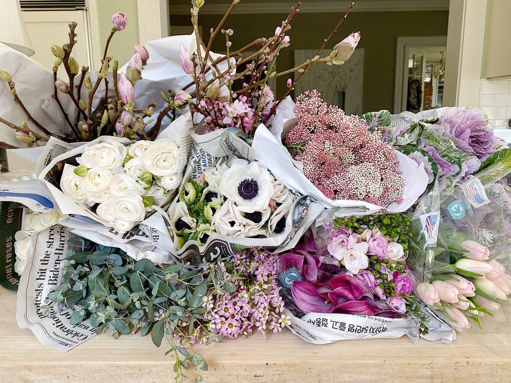 Easter Flower Centerpiece Ideas