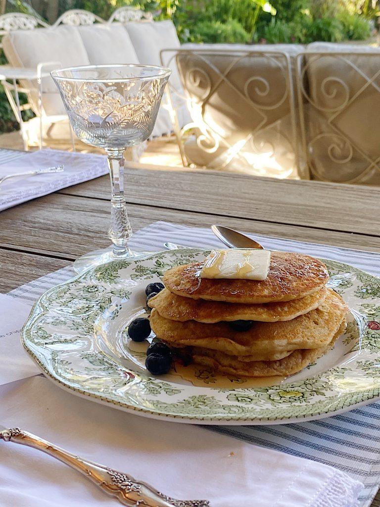 Easy Breakfast Pancakes