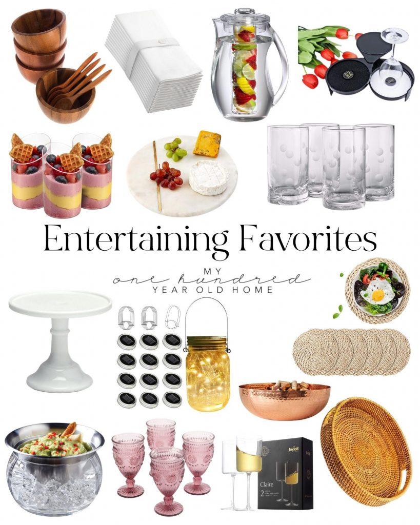 Entertaining Favorites