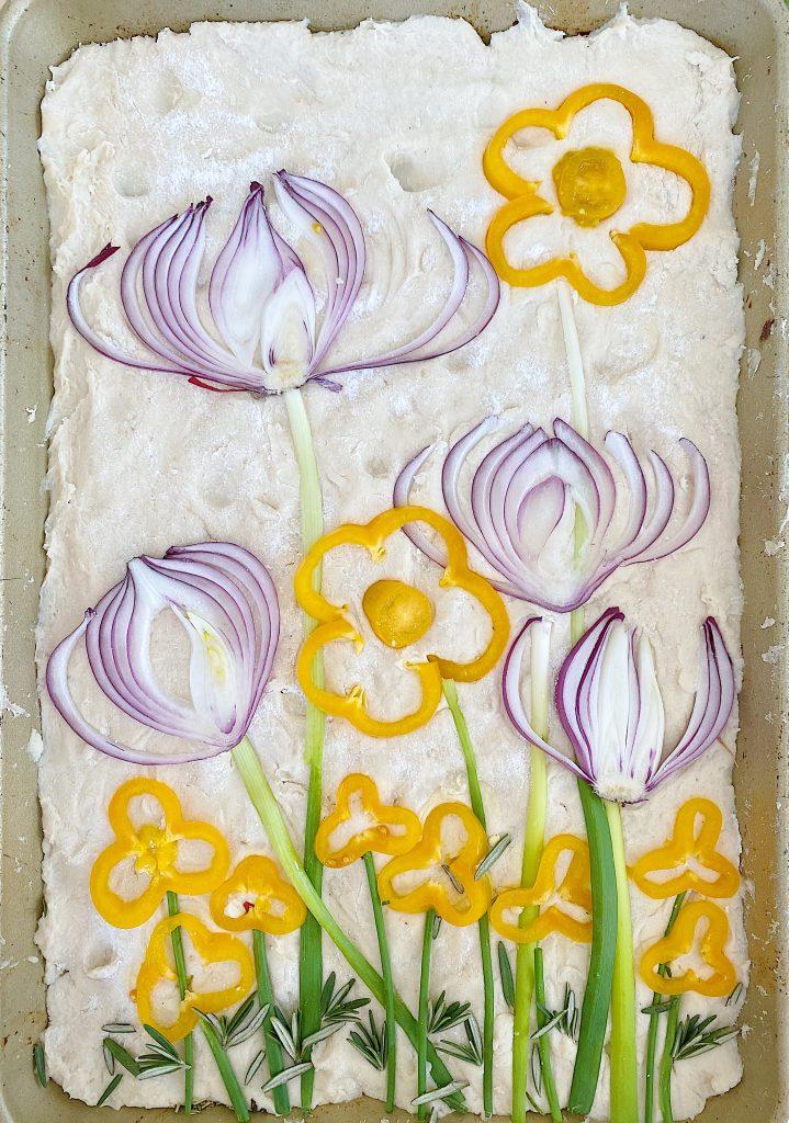 Focaccia Bread Art 3