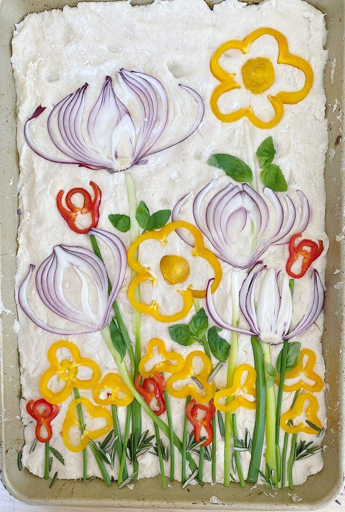 Focaccia Bread Art 4