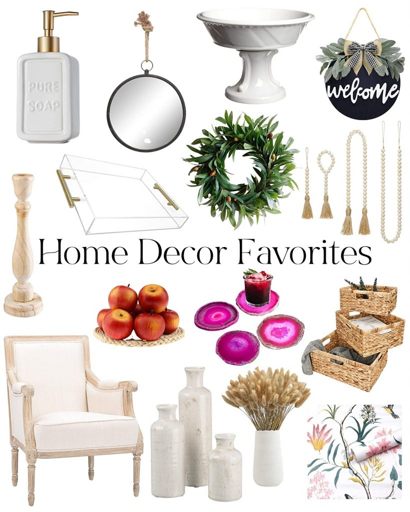 Home Decor Favorites