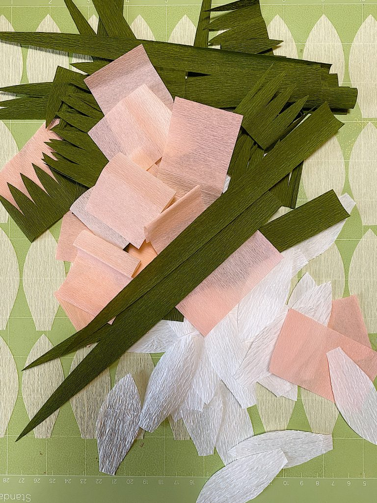 How to Make Easy Paper Flower Daffodils 3