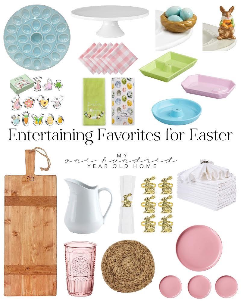 Entertainment Favorites for Easter
