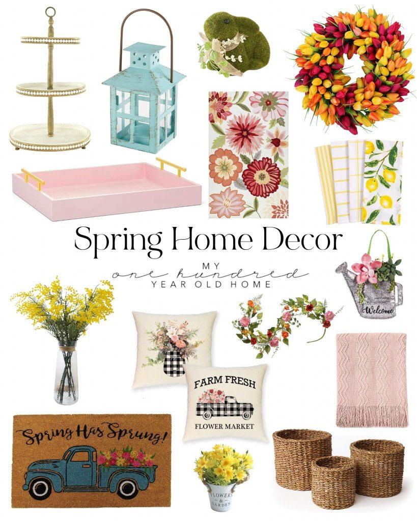 Spring Decor Favorites