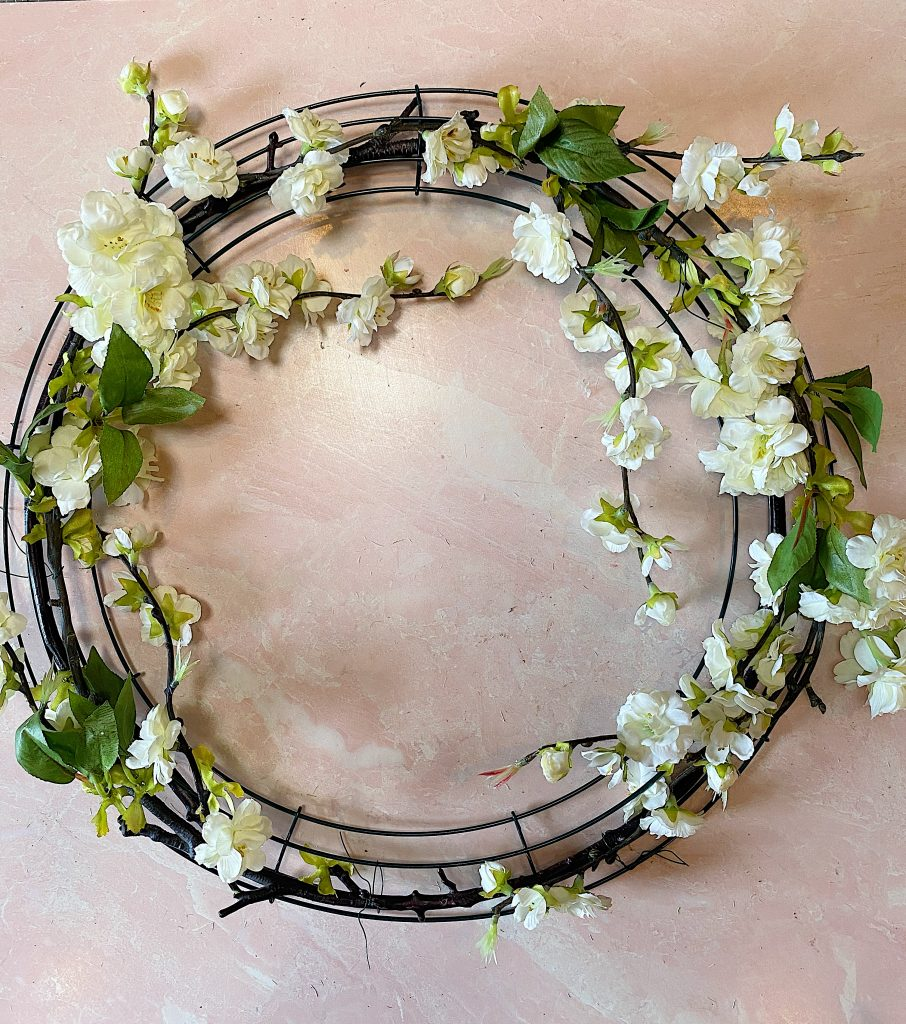 Spring Garden Wreath 3