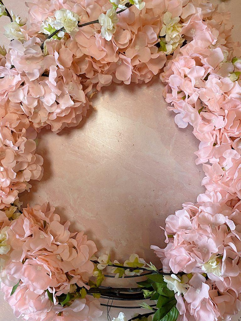 Spring Garden Wreath 7