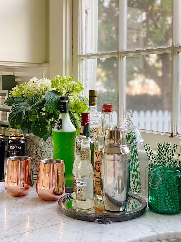St. Patrick's Day Happy Hour Ideas
