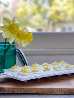 The Best Deviled Eggs Recipe Ever