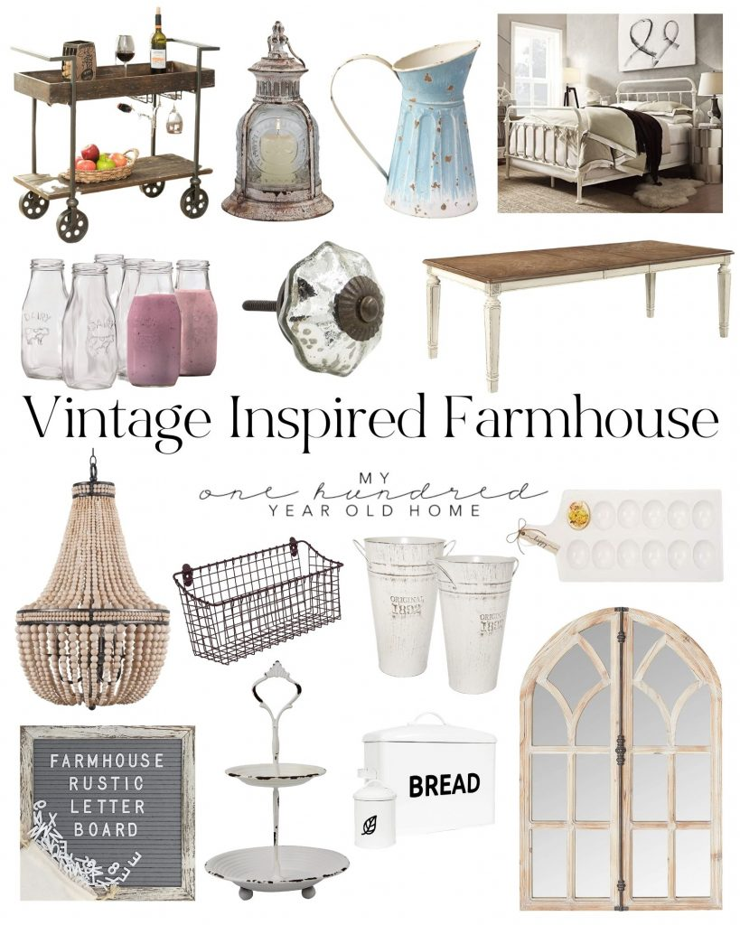 Vintage Inspired Farmhouse