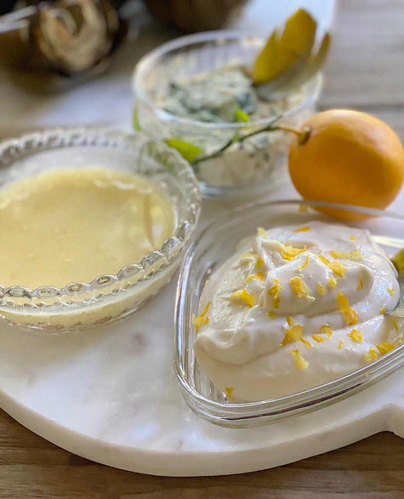 Artichoke Dipping Sauce Recipe