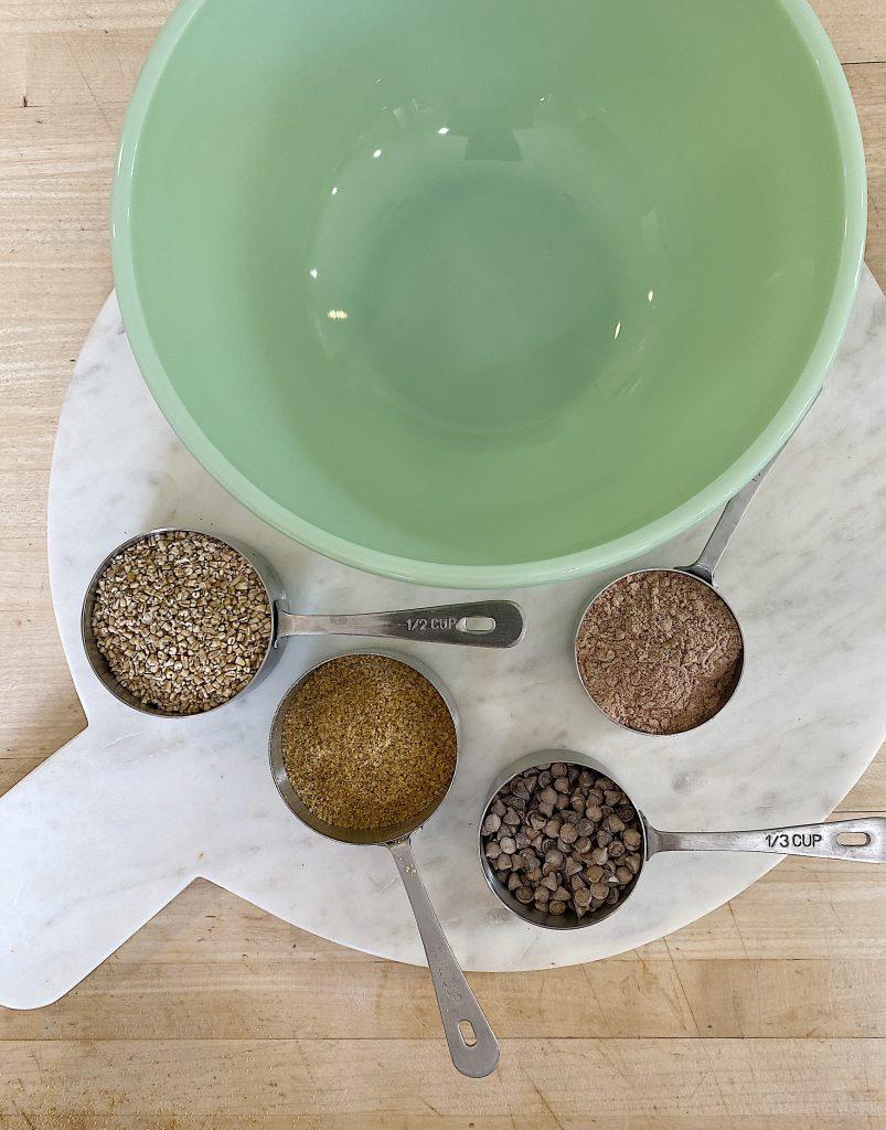 Easy Healthy Snack Protein Balls