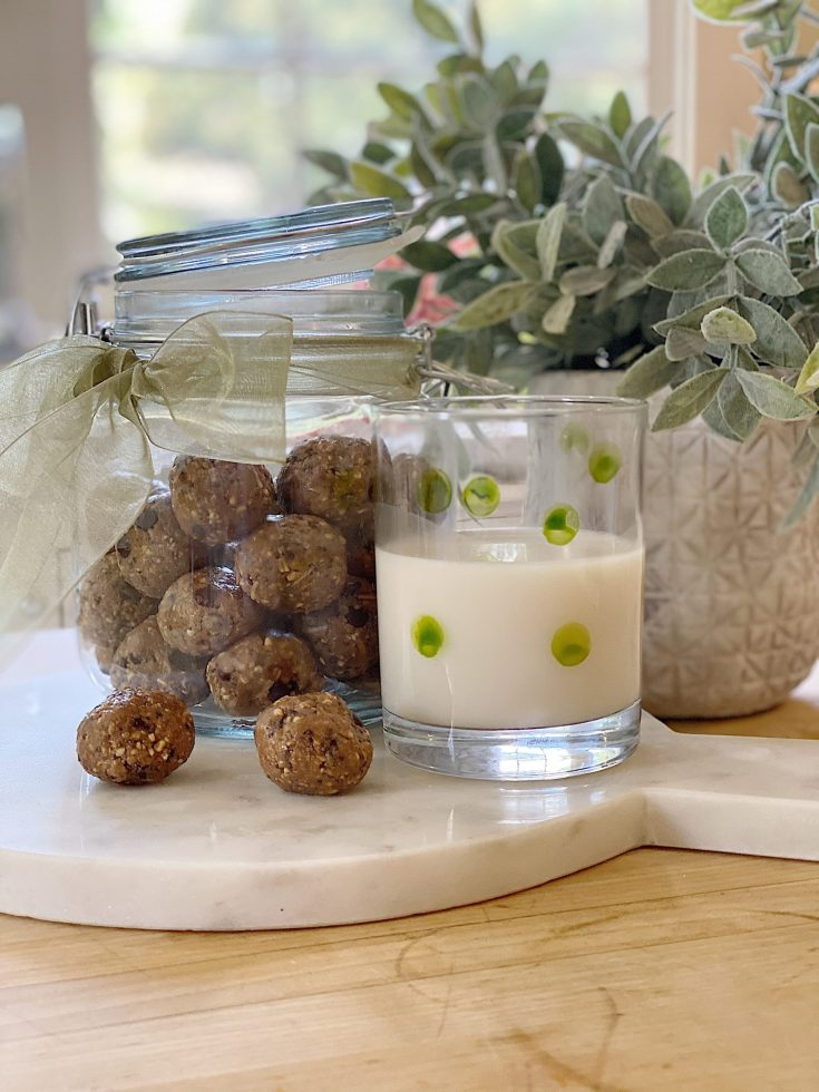 Easy Healthy Snack - Protein Balls Recipe
