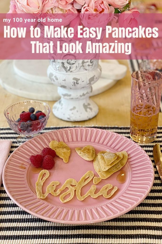 Easy Pancakes That Look Amazing